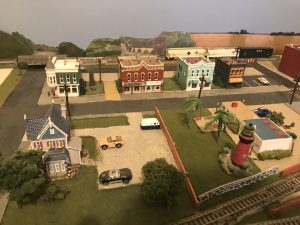 Local Man Builds Mister Rogers Like Model Train Sets Based On Stanly County The Stanly News Press The Stanly News Press